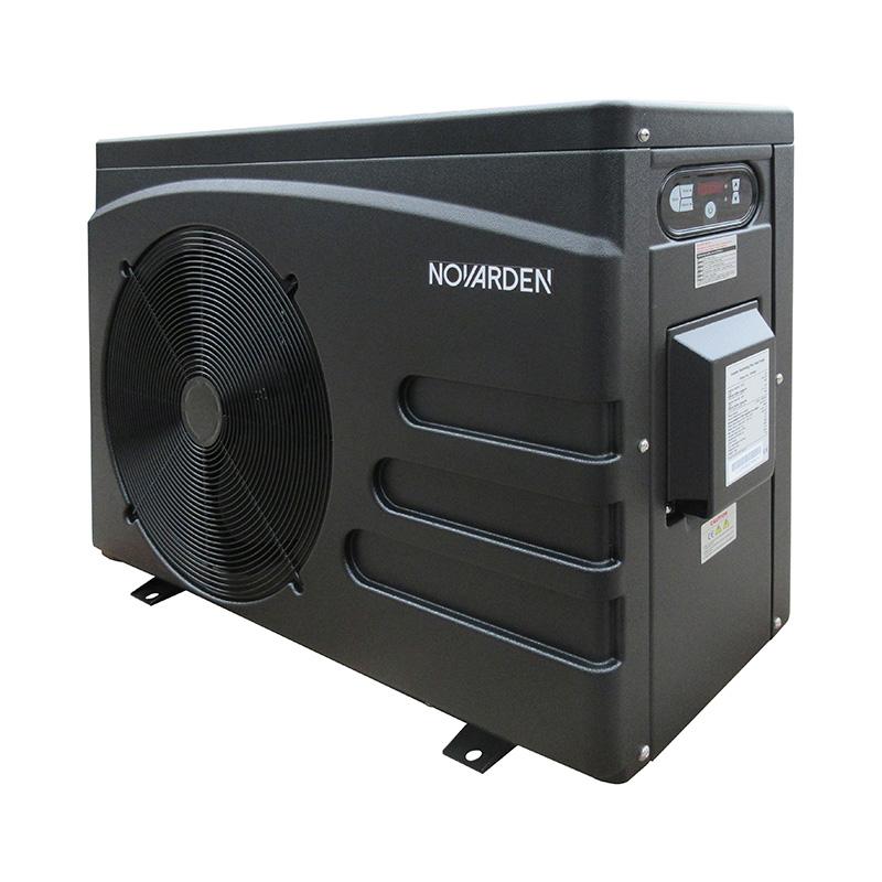 Pompe à chaleur NOVARDEN NSHi Inverter avec panneau commande